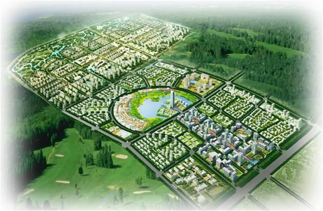 武清开发区国际企业社区